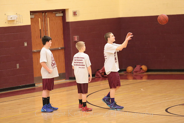 Junior High Basketball